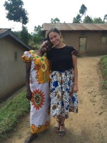 Evas - my Ugandan Mom <3